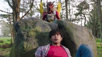 Power Rangers Dino Charge: Season 1: A Fool's Hour