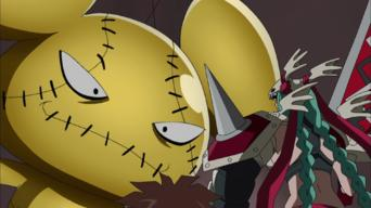 Digimon Fusion: Season 2: The Darkness Before the Dawn