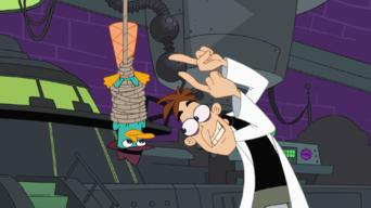 Phineas and Ferb: Season 4: Cheers For Fears/ Just Our Luck