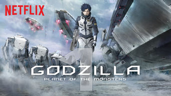 GODZILLA Planet of the Monsters: Part 1