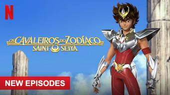 SAINT SEIYA: Os Cavaleiros do Zodíaco (2020)
