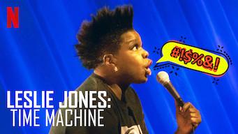 Leslie Jones: Time Machine (2020)