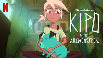 Kipo e os Animonstros (2020)